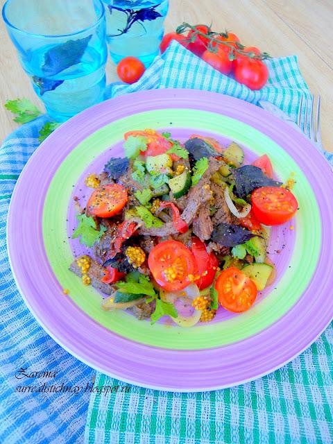 Едим дома приготовить салат