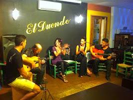 El Duende Flamenco - Peñíscola - 2014