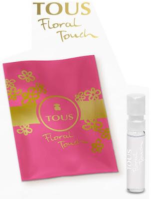 muestras gratuitas y regalos perfume tous