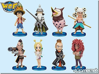 One Piece The World Collectable Figure VOL.19