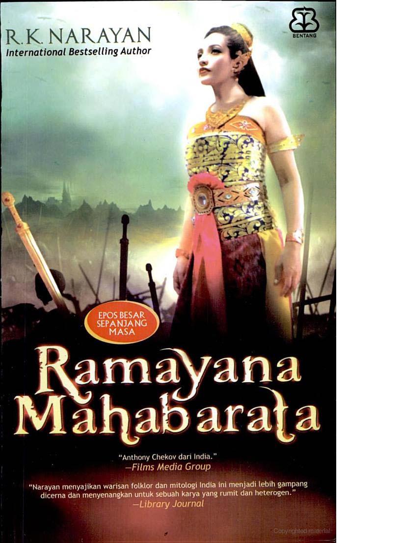 the ramayana by rk narayan essay