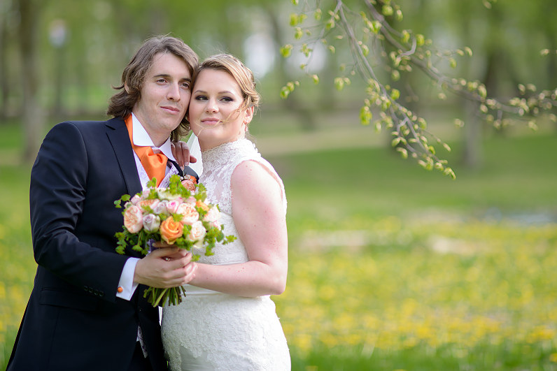 Vestuvės gegužę