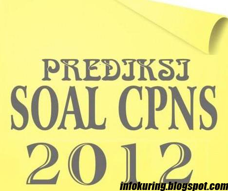 DOWNLOAD SOAL CPNS :: Download Contoh Soal Test CPNS 2013