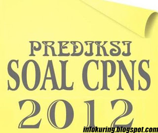 DOWNLOAD SOAL CPNS :: Download Contoh Soal Test CPNS 2013