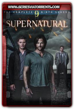 Supernatural 9ª - Torrent Blu-Ray (Oficial) Dublado (2013)