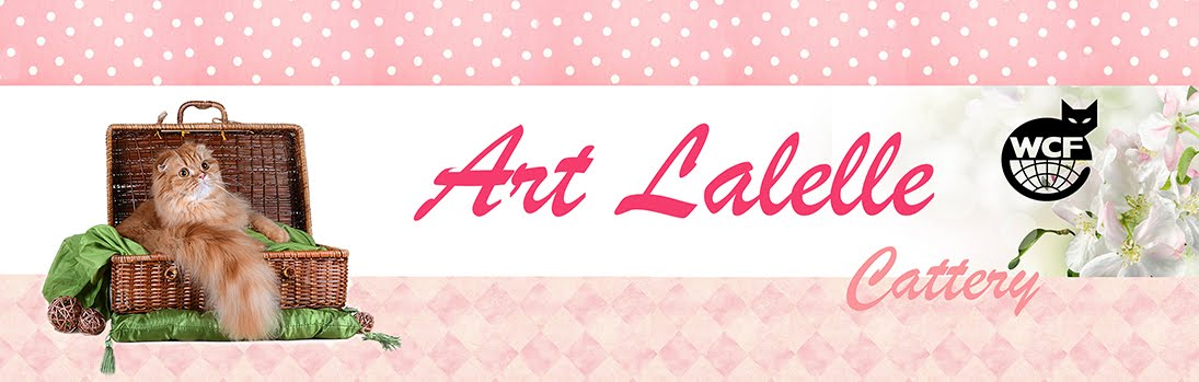 Art Lalelle cattery EN