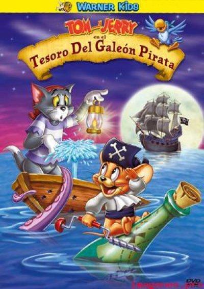 Tom y Jerry, El Tesoro Del Galeón Pirata (2006)