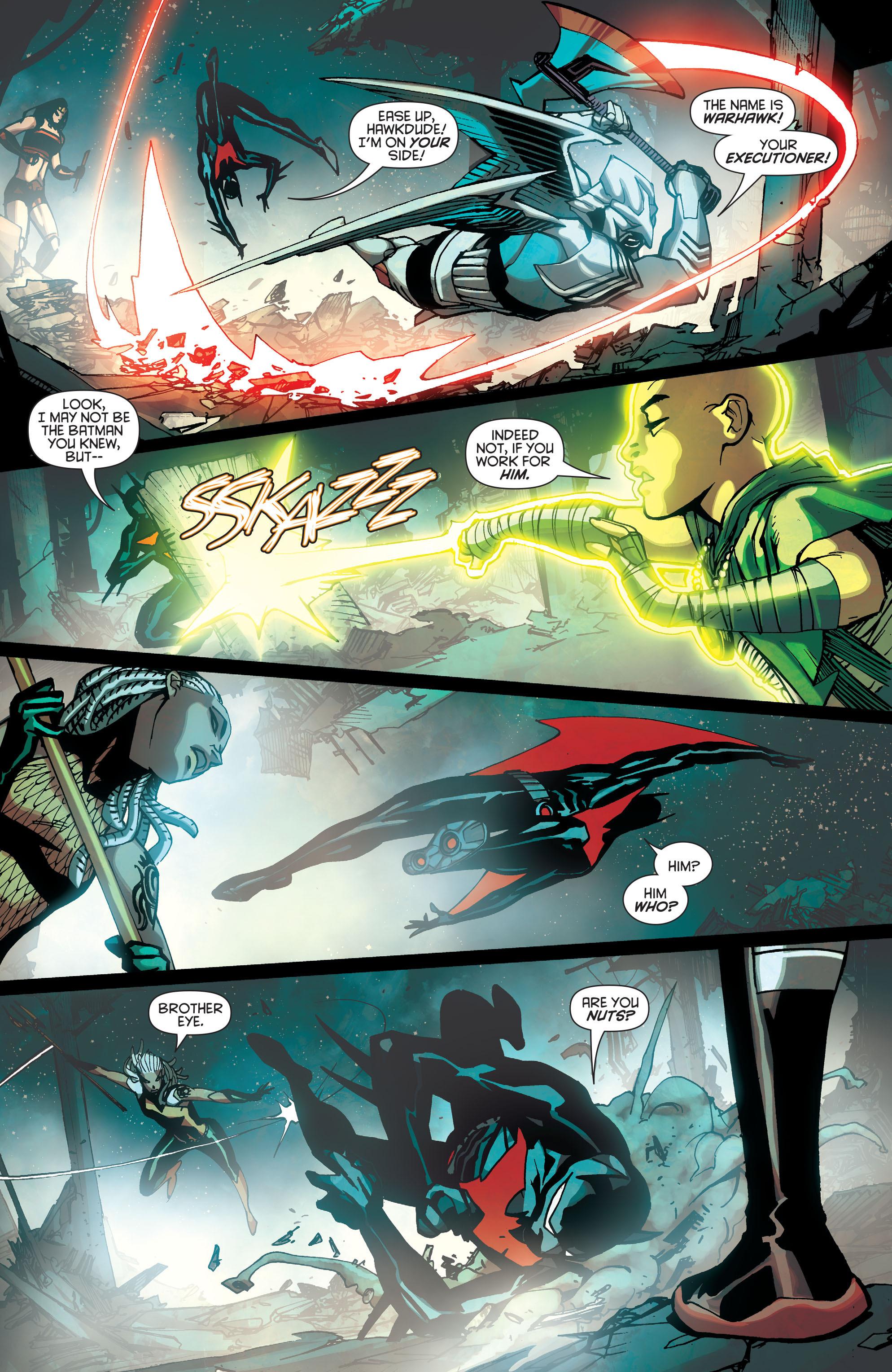 Batman Beyond (2015) Issue #10 #10 - English 18