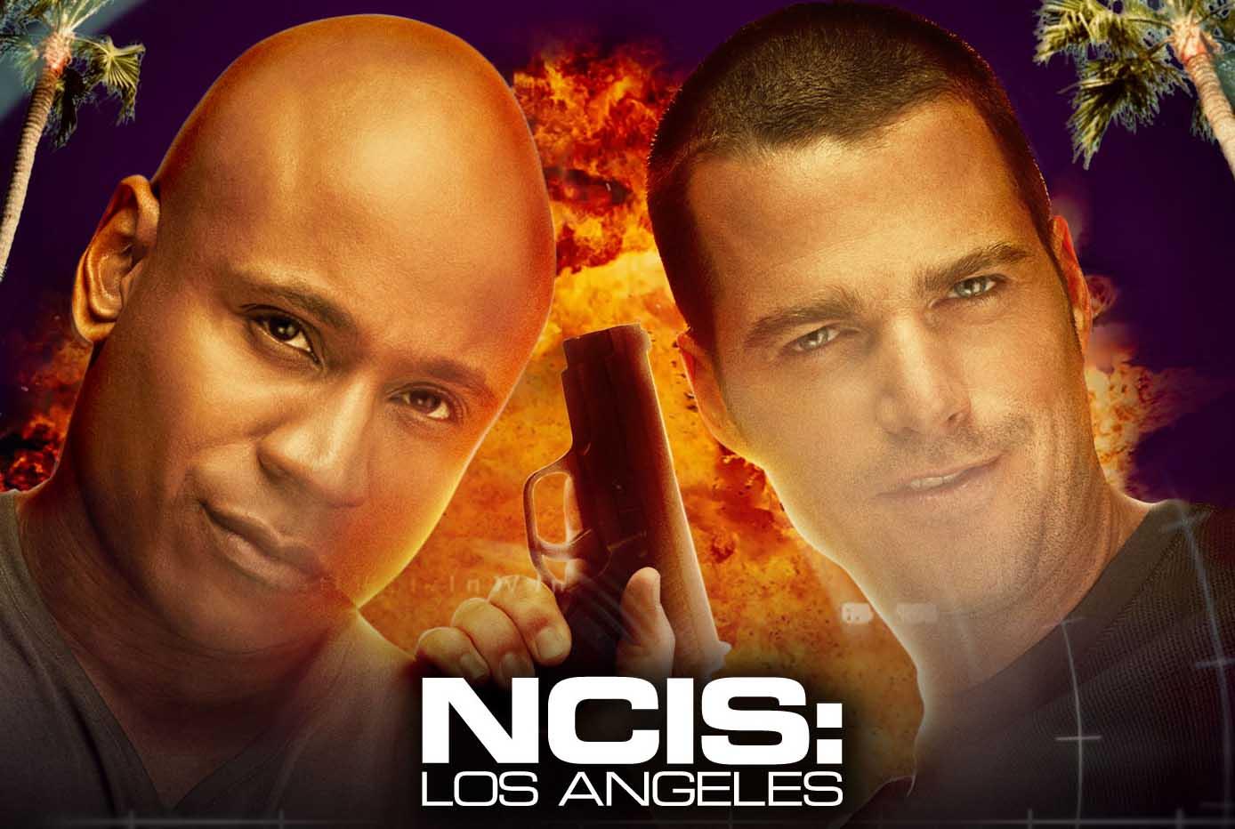 NCIS Los Angeles - Temporada 3 Audio Latino