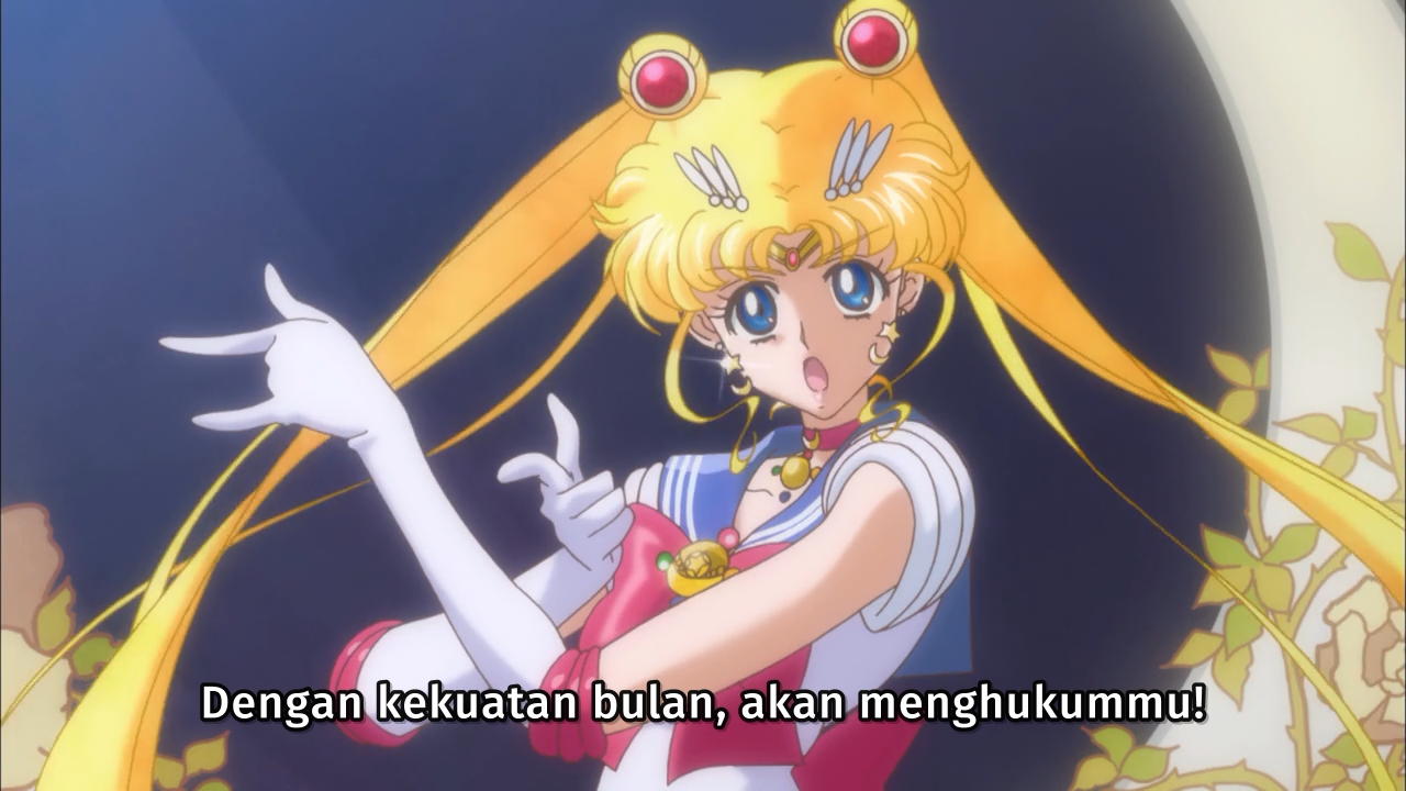 Bishoujo Senshi Sailor Moon : Crystal Episode 01 Subtitle Indonesia.