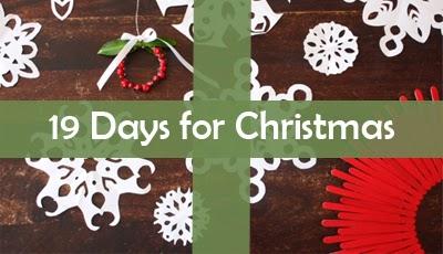 Christmas countdown gift ideas