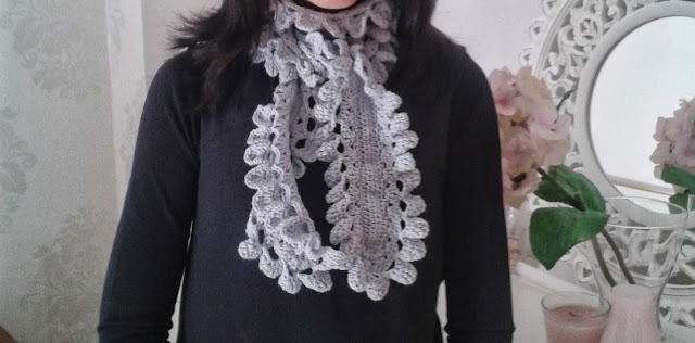 Swishy Scarf by Country Maison Blog