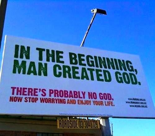 New Zealand billboard