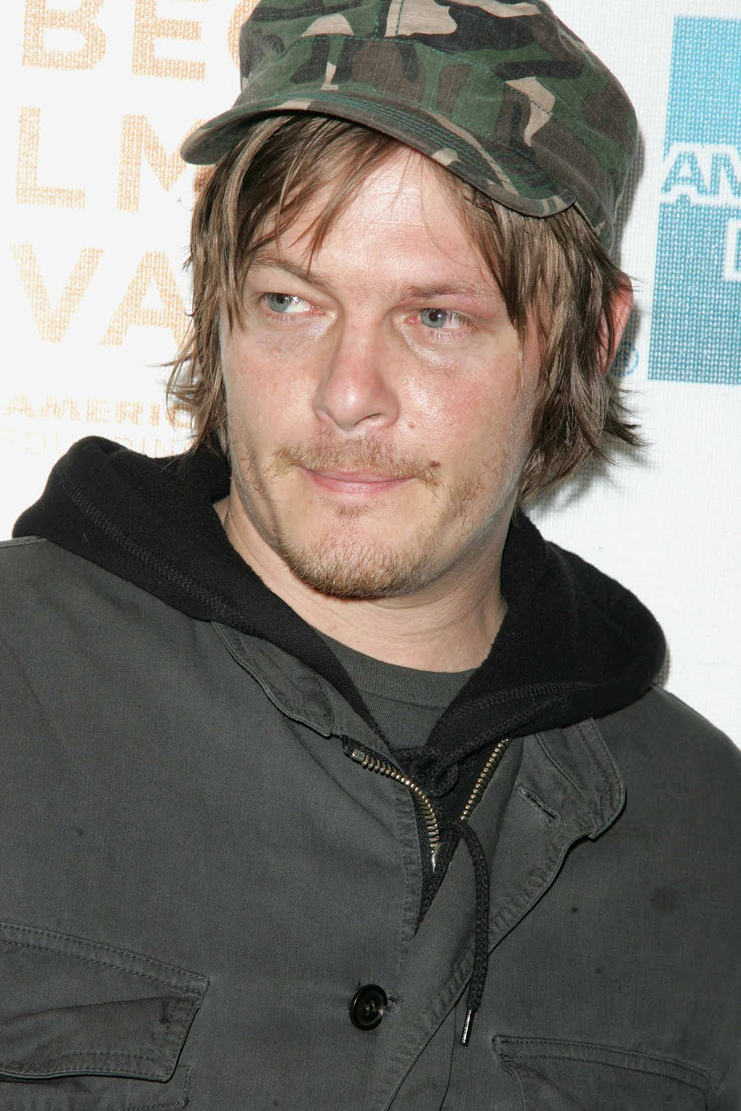 norman reedus backgroundNorman Reedus