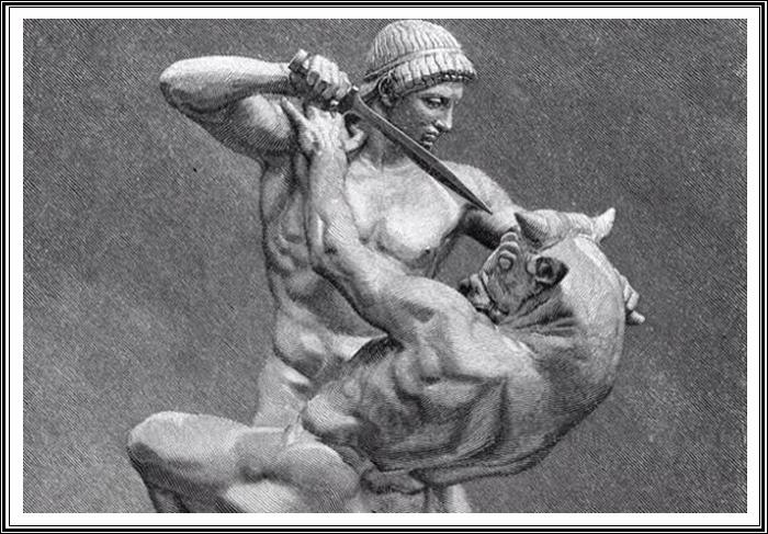 Historias y leyendas: El laberinto del Minotauro