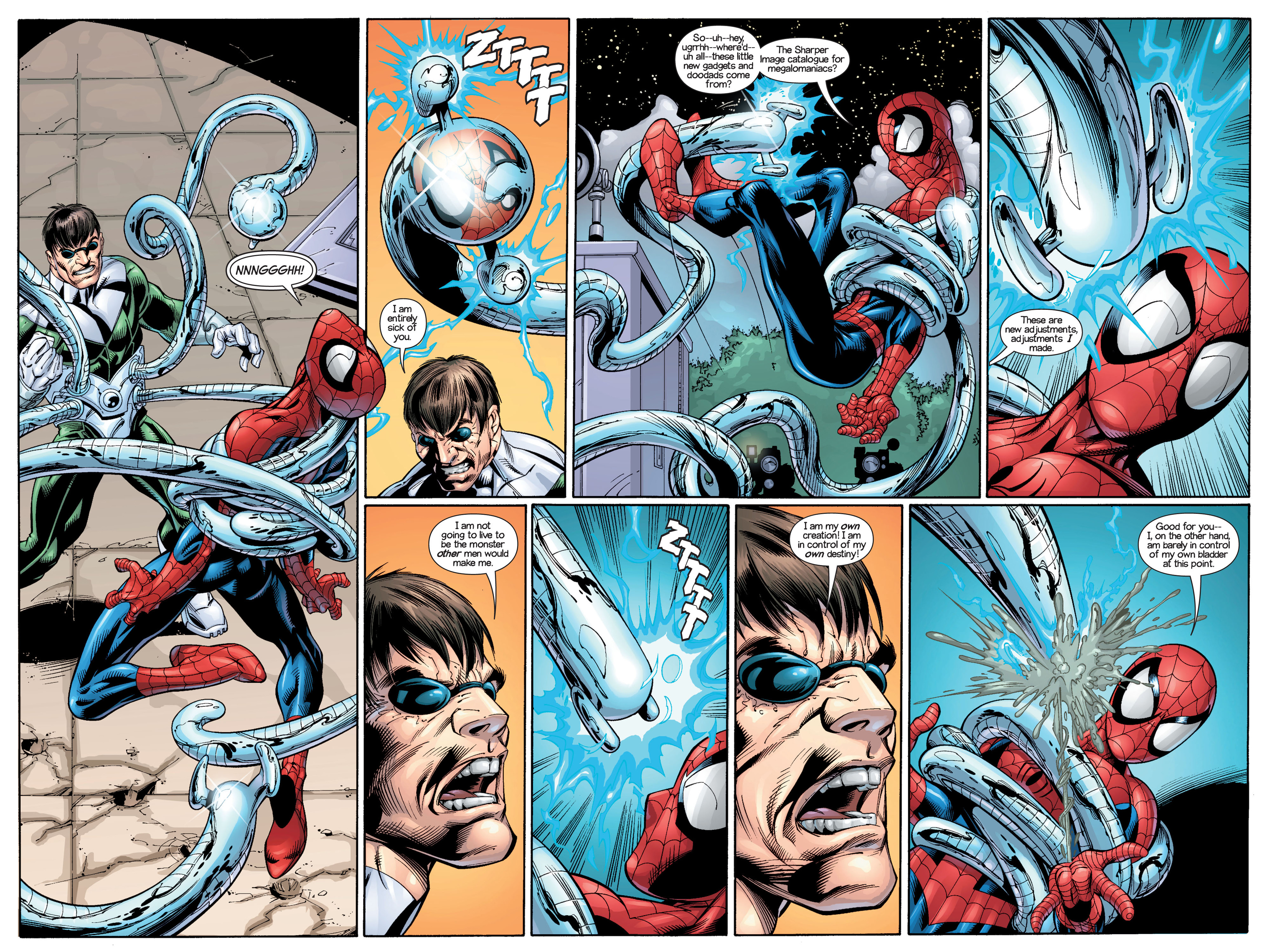 Ultimate Spider-Man (2000) Issue #20 #24 - English 12