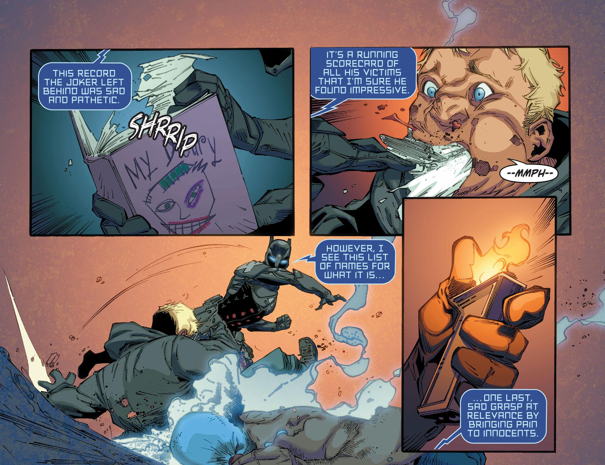 Batman: Arkham Knight [I] Issue #7 #9 - English 11