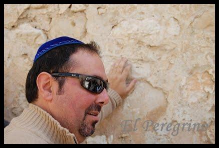 En el Muro de las Lamentaciones