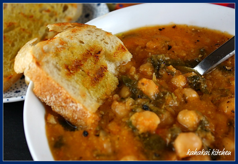 ... Chickpea Soup): Hearty Tuscan Goodness in a Bowl for Souper (Soup