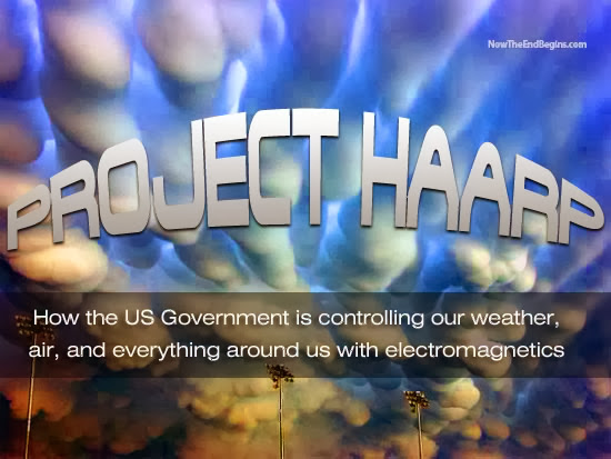 HAARP Scripted Doom: We Are Being Exterminated