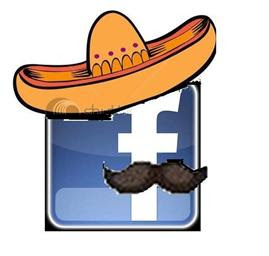 It's like Facebook, only with mote Dirty Sanchez Mexican Stauches!