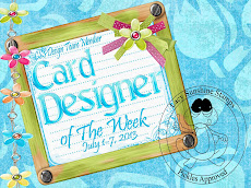 I WON CARD DESIGNER OF THE WEEK