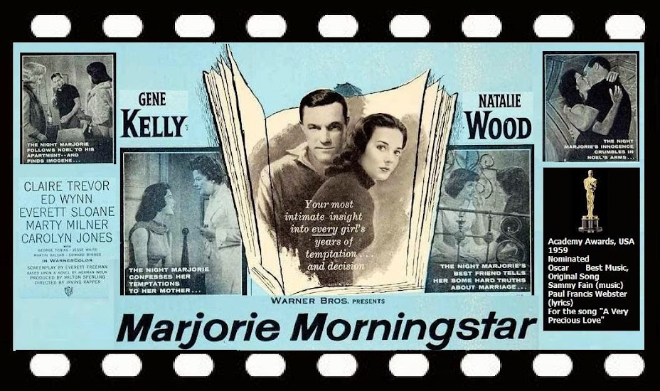 MARJORIE MORNINGSTAR (1958) WEB SITE