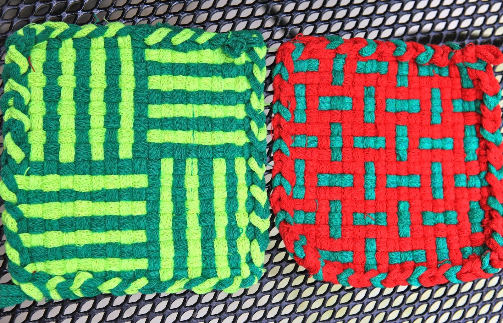 Potholder Loom Patterns Custom Design Ideas