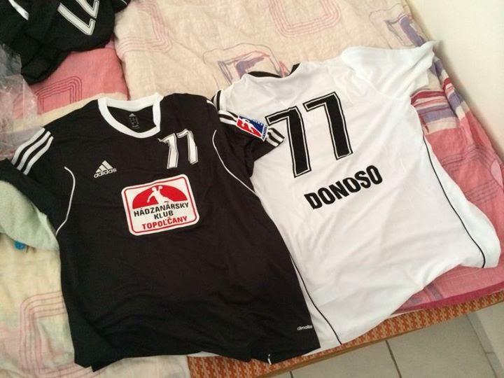 Donoso (CHI) a la liga eslovaca | Mundo Handball