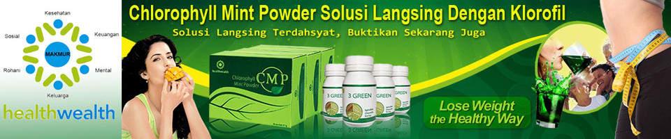 Jual CMP Obat Pelangsing Herbal Alami