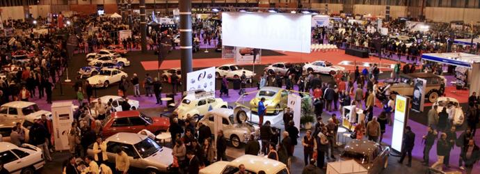 Salón Internacional del Vehículo Clásico, ClassicAuto Madrid