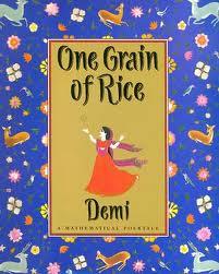 One Grain of Rice- Math Activities – Teach Beside Me