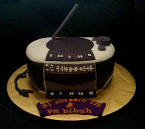 3 D Cake