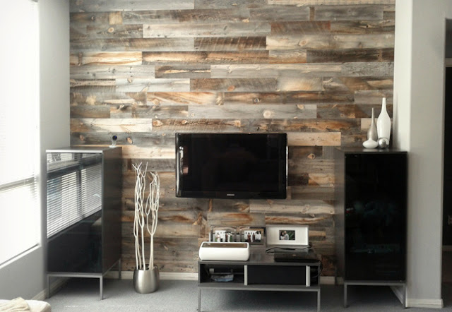 Stikwood Peel And Stick Wood Decor 2014 Ideas