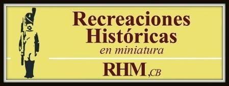 Recreaciones Históricas en miniatura