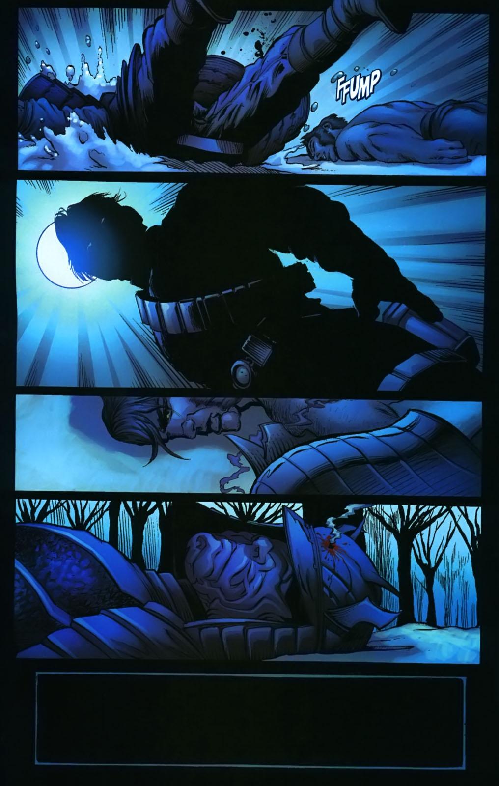 Read online Wolverine (2003) comic -  Issue #38 - 19