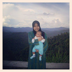 Ummi dengan Rizqin