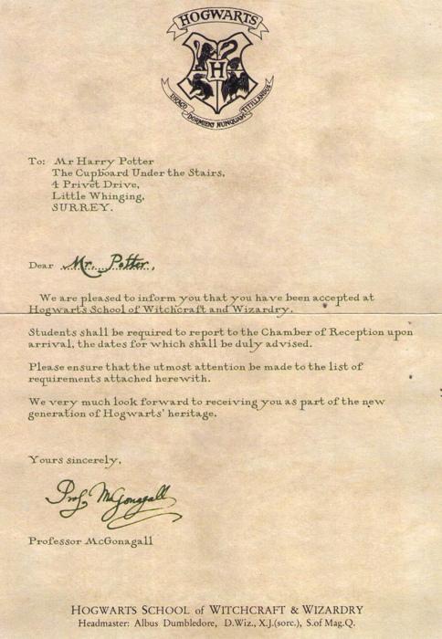 hogwarts always a carta de hogwarts. Black Bedroom Furniture Sets. Home Design Ideas