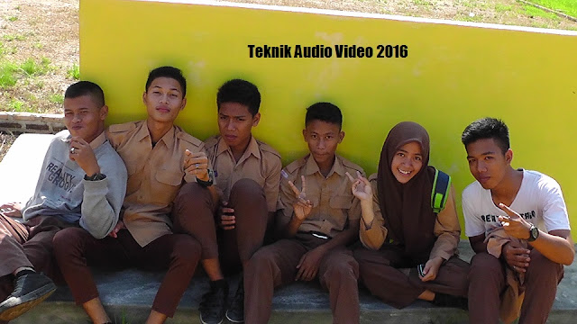 Genk Teknik Audio Video 2016