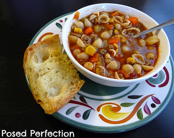 Vegetable Beef Soup Easily Serves 6 8