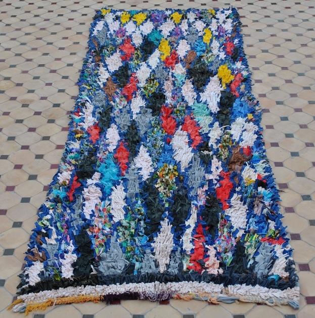 Beyond Marrakech: Boucherouite (Rag Rug) Boutique