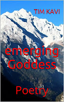 Get Tim Kavi's First Collection:  Emerging Goddess Here