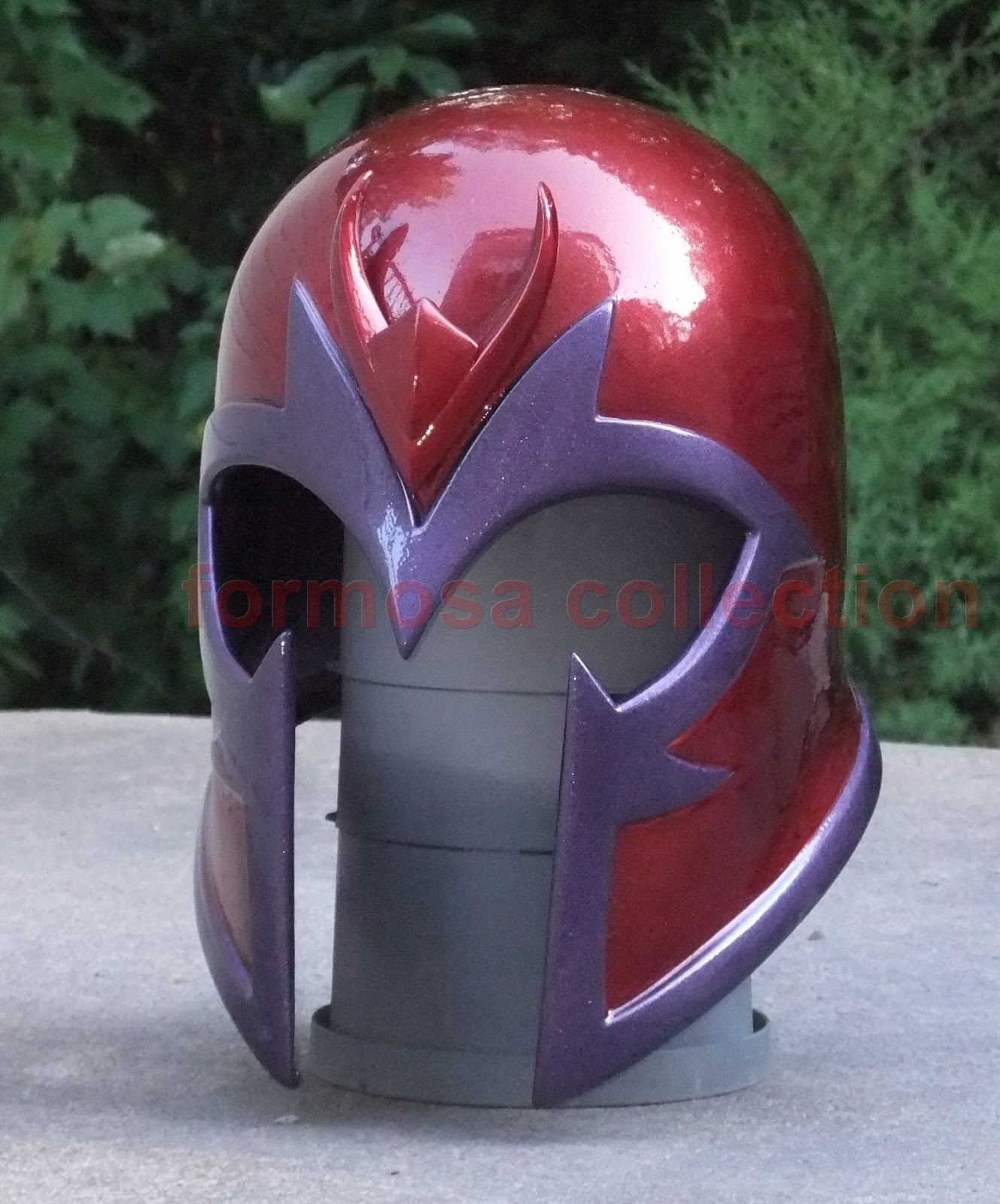Formosa-Collection: X Men First Class Magneto Helmet build 3
