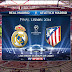 Real Madrid vs Atlético de Madrid  24/05/2014 (Final Champions)  ***Descarga***