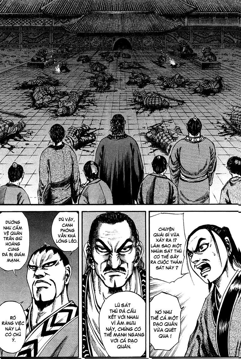 Kingdom – Vương Giả Thiên Hạ (Tổng Hợp) chap 86 page 11 - IZTruyenTranh.com