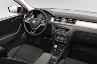 Skoda Rapid Spaceback (2014) Dashboard