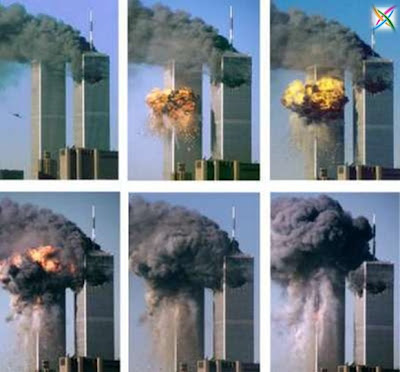 World Trade Center Attack 9/11 1993 bombing Story Images/Photos Videos History Date Jumping