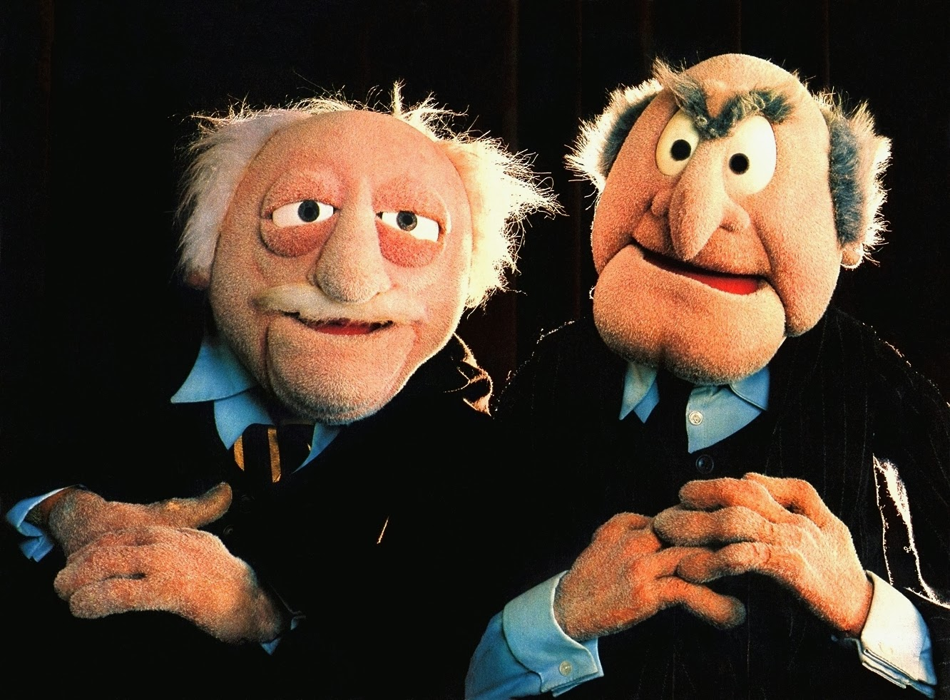 Stadler and Waldorf Return