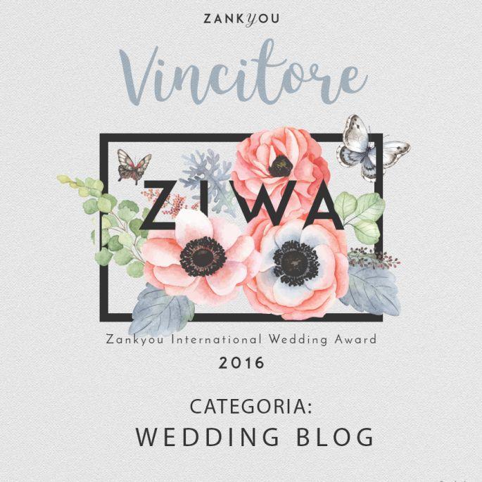 Best Wedding Blog - ZIWA 2016