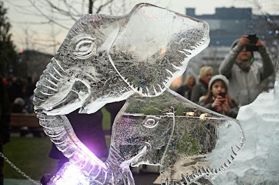 London Ice Sculpting Festival, UK